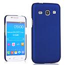 Coque Samsung Galaxy Trend 3 G3502 G3508 Plastique Etui Rigide - Bleu