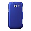 Coque Samsung Galaxy Trend Duos 2 GT-S7572 Plastique Etui Rigide - Bleu
