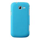 Coque Samsung Galaxy Trend Duos 2 GT-S7572 Plastique Etui Rigide - Bleue Ciel