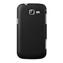 Coque Samsung Galaxy Trend Duos 2 GT-S7572 Plastique Etui Rigide - Noire