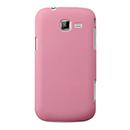 Coque Samsung Galaxy Trend Duos 2 GT-S7572 Plastique Etui Rigide - Rose