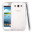 Coque Samsung Galaxy Win Duos i8550 i8552 Silicone Transparent Housse - Clear