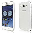 Coque Samsung Galaxy Win Duos i8550 i8552 Transparent Plastique Etui Rigide - Clear