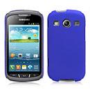 Coque Samsung Galaxy Xcover 2 S7710 Plastique Etui Rigide - Bleu