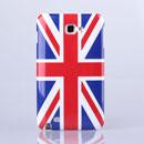 Coque Samsung i9220 Galaxy Note Le drapeau du Royaume-Uni Etui Rigide - Mixtes