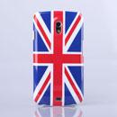 Coque Samsung i9250 Galaxy Nexus Prime Le drapeau du Royaume-Uni Etui Rigide - Mixtes