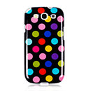 Coque Samsung i9300 Galaxy S3 Dot Silicone Gel Housse - Mixtes