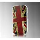 Coque Samsung S5660 Galaxy Gio Le drapeau du Royaume-Uni Etui Rigide - Mixtes