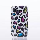 Coque Samsung S5830 Galaxy Ace Leopard Etui Rigide - Mixtes