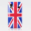 Coque Samsung S5839i Galaxy Ace Le drapeau du Royaume-Uni Etui Rigide - Mixtes