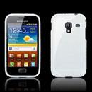 Coque Samsung S7500 Galaxy Ace Plus TPU Gel Housse - Blanche