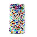 Coque Samsung S8530 Wave 2 Diamant Bling Etui Rigide - Mixtes