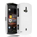 Coque Sony Ericsson Walkman WT19i Plastique Etui Rigide - Blanche