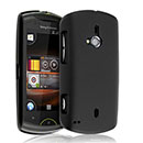 Coque Sony Ericsson Walkman WT19i Plastique Etui Rigide - Noire