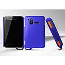 Coque Sony Ericsson Xperia Active ST17i Plastique Etui Rigide - Bleu