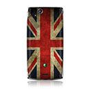 Coque Sony Ericsson Xperia Arc S LT18i Le drapeau du Royaume-Uni Etui Rigide - Mixtes