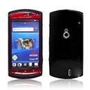 Coque Sony Ericsson Xperia Neo MT15i MT11i Silicone Gel Housse - Noire