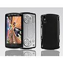 Coque Sony Ericsson Xperia Play Z1i Plastique Etui Rigide - Noire