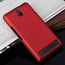 Coque Sony Xperia E1 Plastique Etui Rigide - Rouge