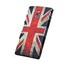 Coque Sony Xperia P LT22i Le drapeau du Royaume-Uni Etui Rigide - Mixtes