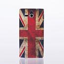 Coque Sony Xperia U ST25i Le drapeau du Royaume-Uni Etui - Mixtes
