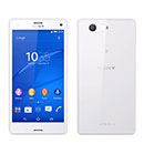 Coque Sony Xperia Z3 Compact Mini Silicone Transparent Housse - Clear