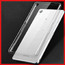 Coque Sony Xperia Z3 Silicone Transparent Housse - Clear