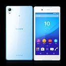 Coque Sony Xperia Z4 Silicone Transparent Housse - Bleue Ciel