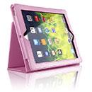 Etui en Cuir Apple iPad 3 Housse - Rose