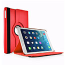 Etui en Cuir Apple iPad Air Housse Cover - Rouge