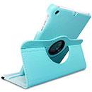 Etui en Cuir Apple iPad Mini 2 Housse - Bleue Ciel