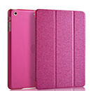 Etui en Cuir Apple iPad Mini 2 Housse Cover - Rose Chaud