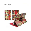 Etui en Cuir Apple iPad Mini Le drapeau du Royaume-Uni - Mixtes
