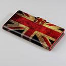Etui en Cuir Huawei Ascend P6 Le drapeau du Royaume-Uni - Mixtes