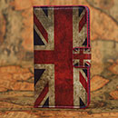 Etui en Cuir Huawei Ascend Y300 U8833 Le drapeau du Royaume-Uni - Mixtes