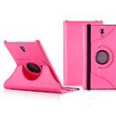 Etui en Cuir Samsung Galaxy Tab S 8.4 T700 Support Porte Housse - Rose Chaud