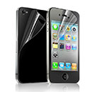Film Protecteur d'Ecran Apple iPhone 4S Avant et Arriere - Claire