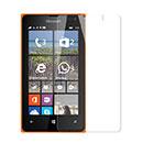 Film Protecteur d'Ecran Microsoft Nokia Lumia 435 - Clear