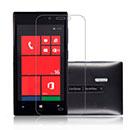 Film Protecteur d'Ecran Nokia Lumia 928 - Clear