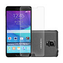 Film Protecteur d'Ecran Samsung Galaxy Note 4 - Clear