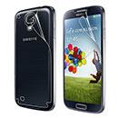 Film Protecteur d'Ecran Samsung Galaxy S4 i9500 i9505 Avant et Arriere - Claire