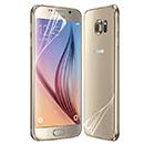 Film Protecteur d'Ecran Samsung Galaxy S6 G920F Avant et Arriere - Claire