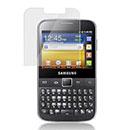 Film Protecteur d'Ecran Samsung Galaxy Y Pro B5510 - Claire